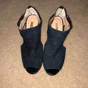 🌼🌸Louise et Cie 🌼🌸 High Heels zip open toe